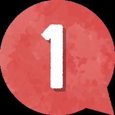 番号(1)の画像
